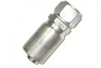 Đầu bóp ống dầu Hose End Fitting- JIC 37° Female Swivel, Stainless Steel, Straight